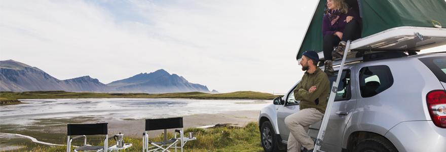 voitures louer en Islande