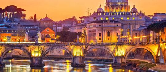 visite guidée pour découvrir la capitale Italienne