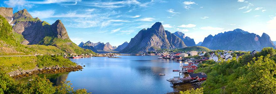 Des voyages sur mesure en Norvège
