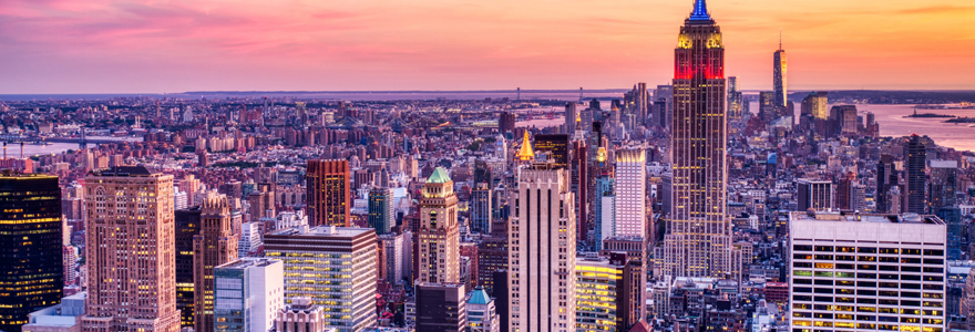 Organiser un voyage à New York