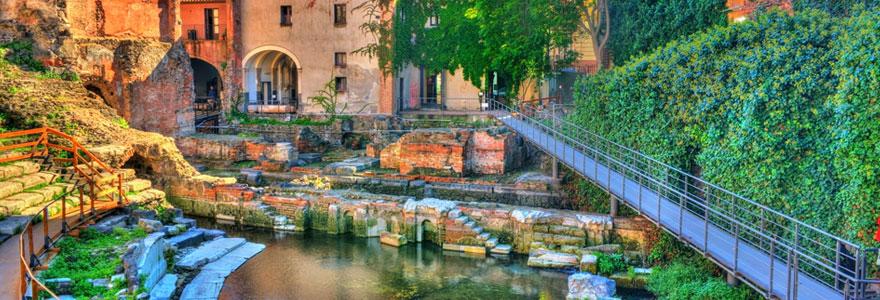 Excursion en Sicile